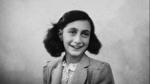 Hur många Anne Frank finns i Sverige?