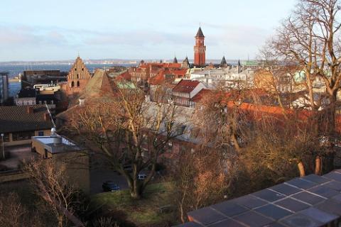 Helsingborgs stad som samhällsbyggare