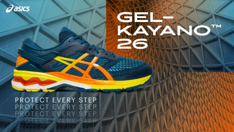 ASICS GEL-KAYANO 26 AW2019 3