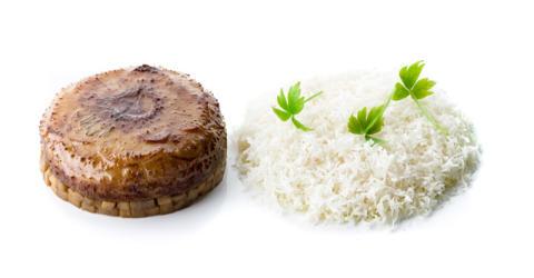 Recept - Hasselnötsglaserad kronärtskocka med svampduxelles