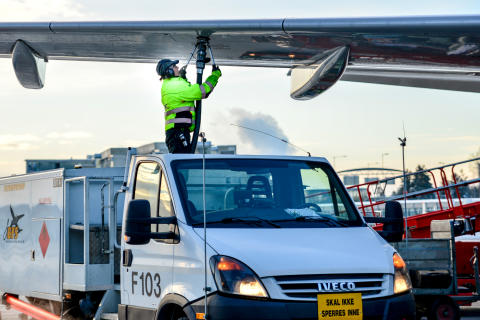 ICAO: Luftfarten må forberede seg på et mer utfordrende klima