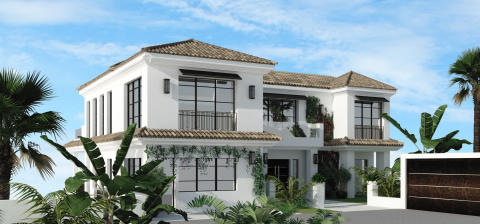 Quartiers Properties förvärvar två byggklara tomter i Los Flamingos och genomför riktad emission av preferensaktier