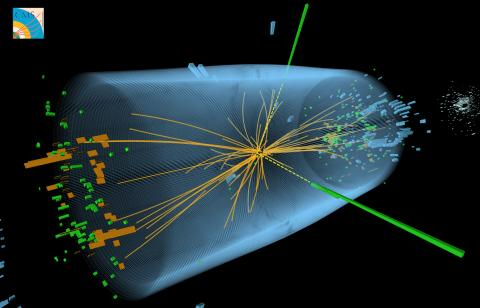 Higgs-bosonen i fokus på årets konferens i partikelfysik