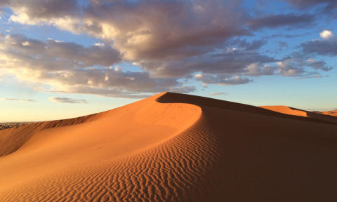 Travel Report: 10 Days Yoga Desert Retreat with NOSADE