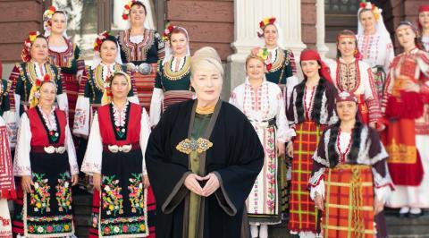Lisa Gerrard og The Mystery of the Bulgarian Voices gæster København