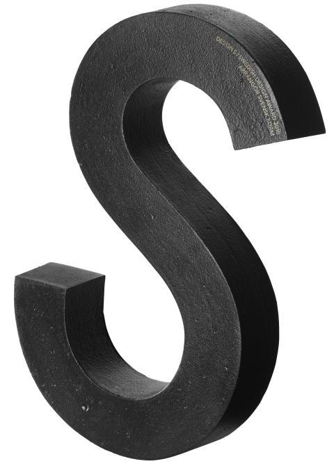 Design S (gjutjärn)