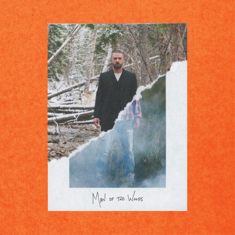 Justin Timberlake - Man Of The Woods - Albumomslag