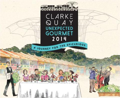 CLARKE QUAY PRESENTS: 'A MIDSUMMER NIGHT'S FEAST' GOURMET POP-UP