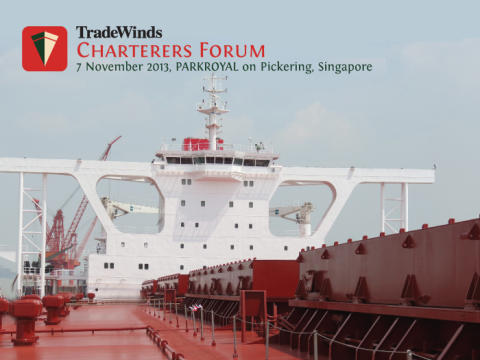 Dry cargo chartering focus in Singapore
