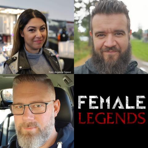 Finalisterna i Årets Nätängel Gaming 2018