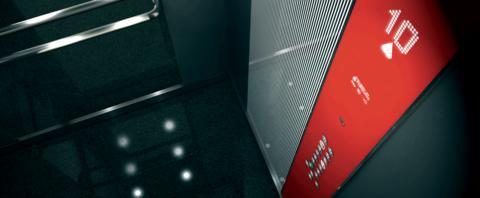 KONE Design signalisering belönas med det prestigefyllda GOOD DESIGN award