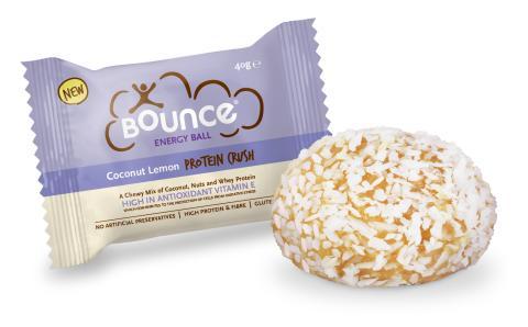 Bounce Balls kokos & sitron