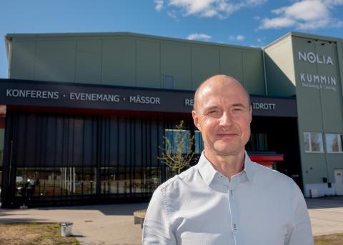 Nolia ökar engagemanget för Norrland: Christer Nederstedt ny försäljningschef