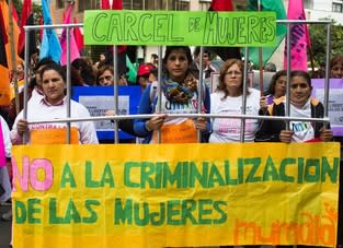Argentina - domstol friar kvinna dömd till fängelse för missfall
