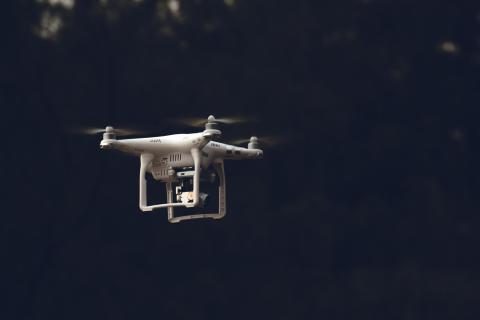 Kunstig intelligens kan være gamechanger til at opdage og stoppe droner