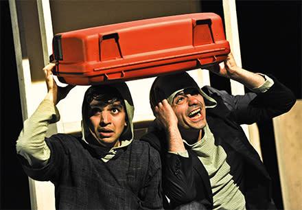 Pojken med resväskan /Der Junge mit dem Koffer - National Theater Mannheim