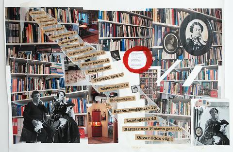 Collage Josabeth