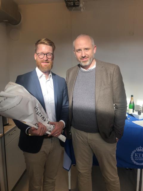 Anders Prästings och Rasmus Müller