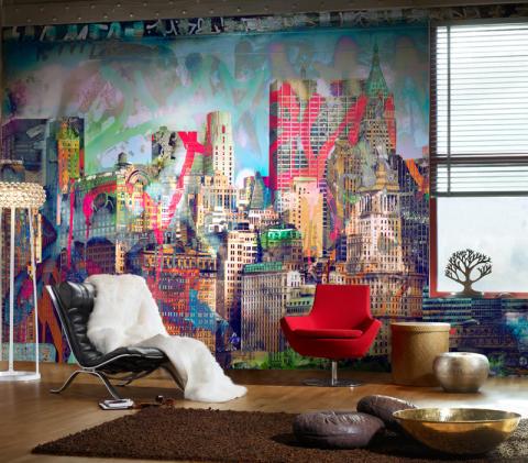 Mr Perswall lanserar ny tapetkollektion – Urban Nature