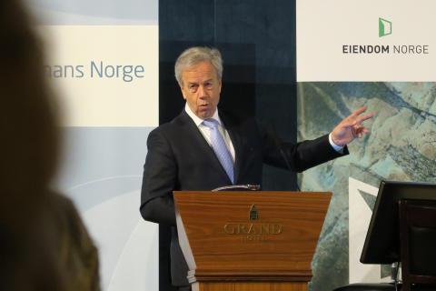 PRESSEINVITASJON: Eiendom Norge og Finans Norge inviterer til boligkonferanse tirsdag 30. oktober