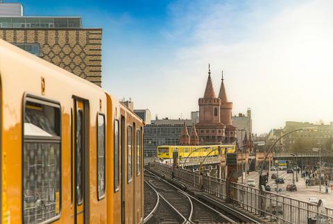 Ny utrikeslinje till Berlin med BRA från Landvetter
