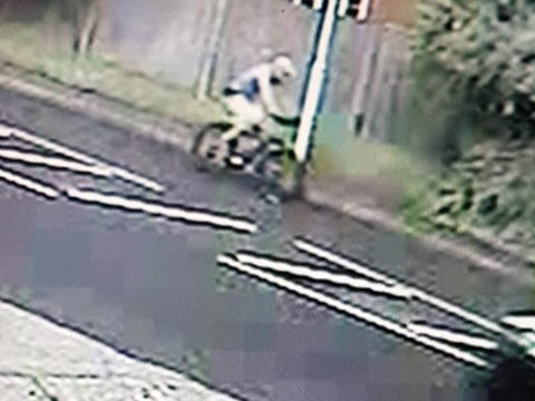 Police seek cyclist suspected of assaulting dog walker in Worthing
