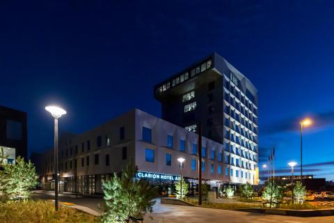 Clarion Hotel® Air utsett till Europas bästa Clarion Hotel!