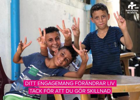 Ditt engagemang förändrar liv (2)
