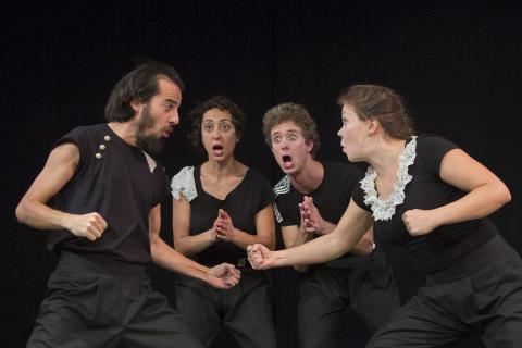 Unik föreställning med internationellt teaterkompani till Lund