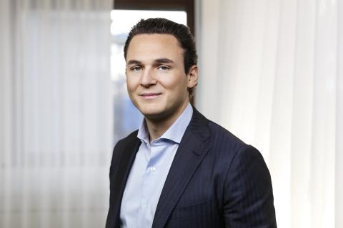 Alexander Ernstberger, Koncernchef