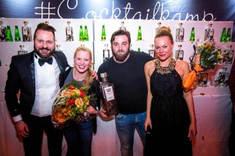 ​Cocktailkamp, Sveriges bästa bar-team korades på Café Opera.