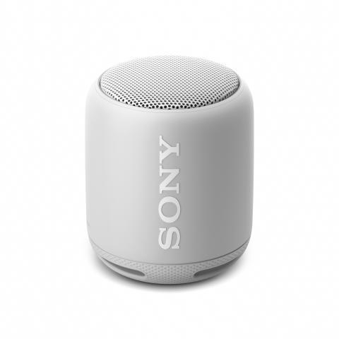 SRS-XB10 von Sony_weiss_3
