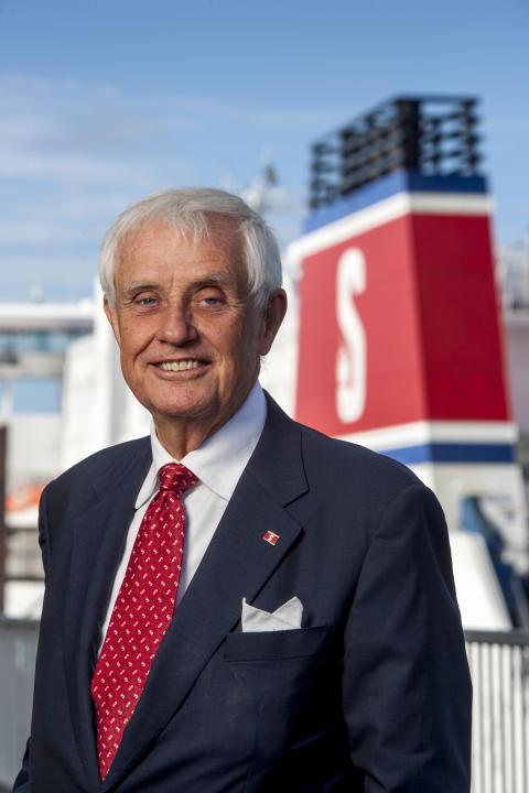 Dan Stena Olsson, CEO Stena AB
