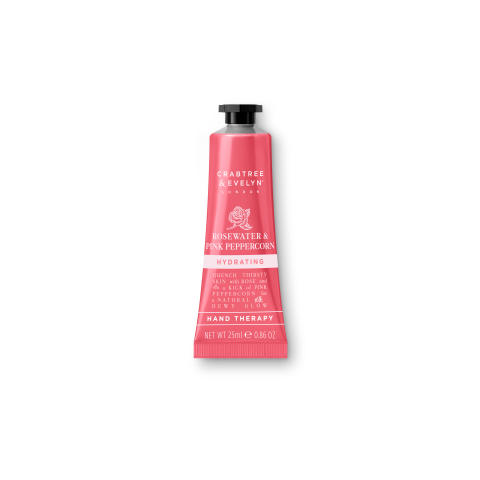 Rosewater & Pink Peppercorn Hand Therapy