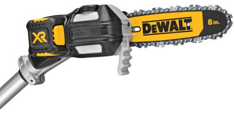 DEWALT® Announces 20V MAX* Pole Saw