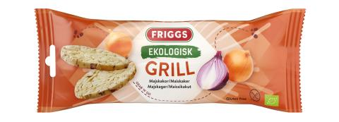 Friggs snackpack, grill