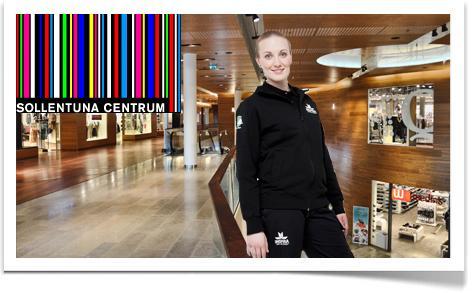Sollentuna Centrum väljer Inspira