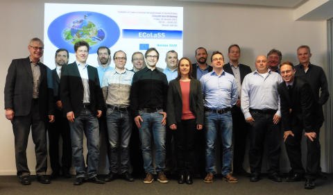 GAF AG AND PARTNERS WILL INVESTIGATE THE FUTURE EVOLUTION OF COPERNICUS LAND SERVICES BASED ON SENTINEL DATA – THE ECOLASS PROJECT