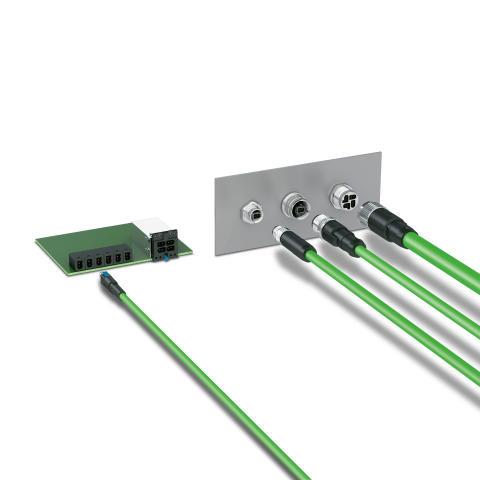 Nye standarder for Single Pair Ethernet