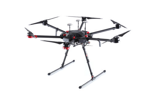 DJI Improves Large Drone Performance With Matrice 600 Pro