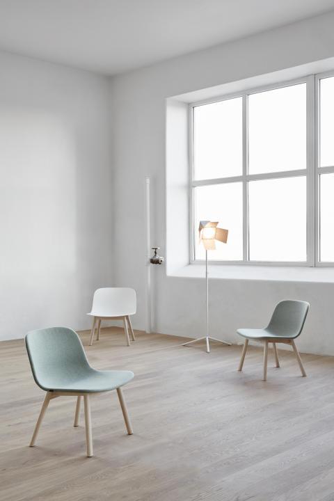 MATERIA Neo Lite easy chair interior 2