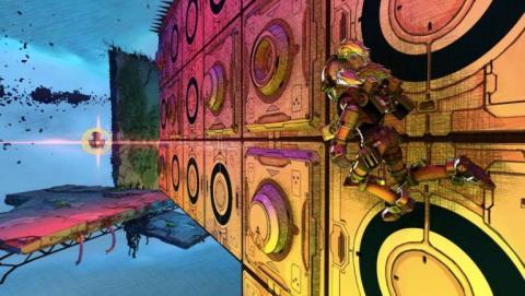 Coilworks släpper trailer för kommande spelet Super Cloudbuilt