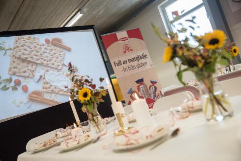Invigning av Sempers baageri i Falun