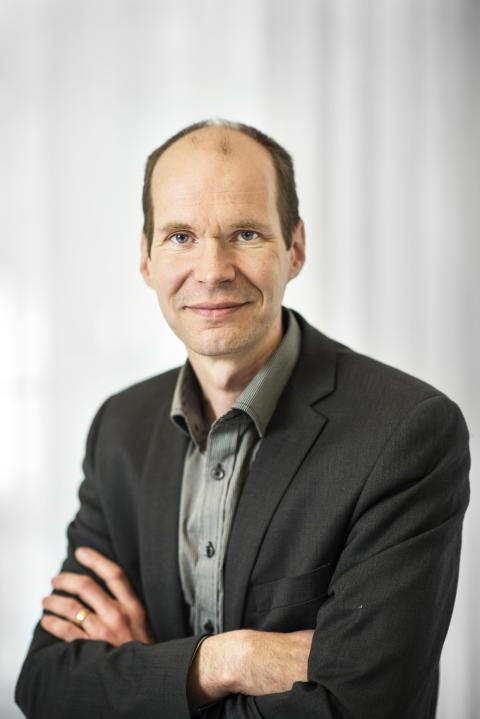 Mattias Bokenblom, forskningsansvarig
