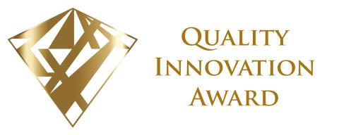 Quality Innovation Award 2016 - 30 januari i Stockholm