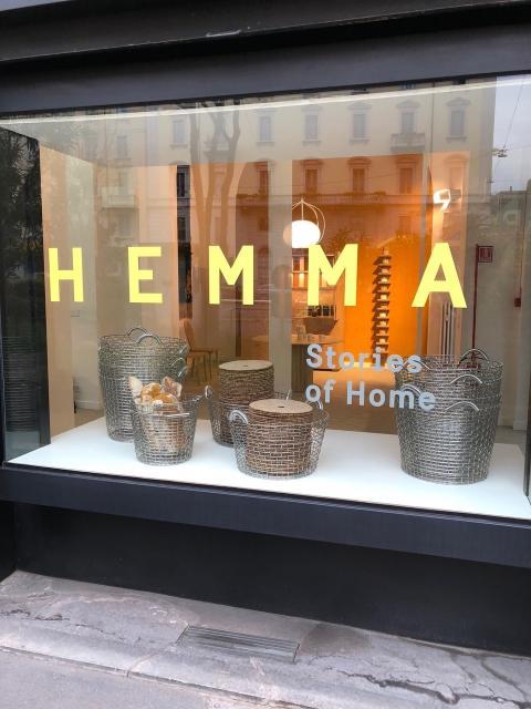 Designveckan i Milano: Scener från ett svenskt hem stärker design-Sverige