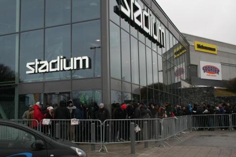 Stadium satsar vidare på upplevelsekonceptet - fjärde butiken i storformat öppnar i Svågertorp