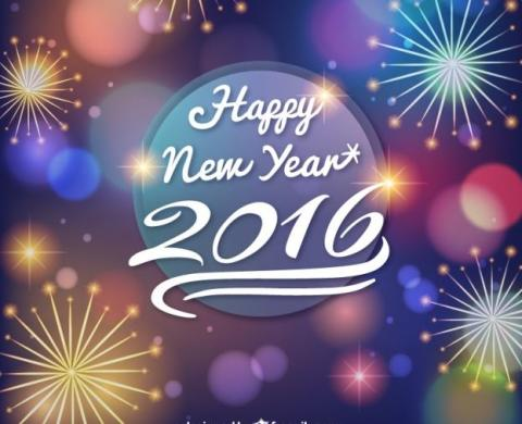 Finnvedsbostäder ber sina hyresgäster: Fira nyår på ett bra sätt.