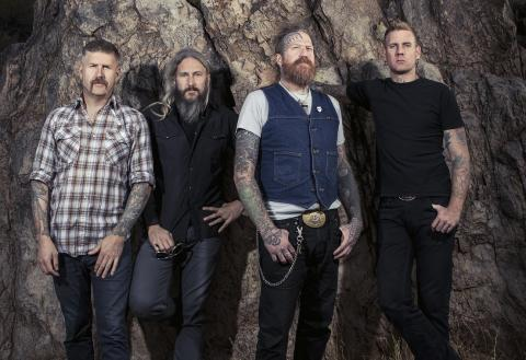 Metalmesterne Mastodon klare med nytt album