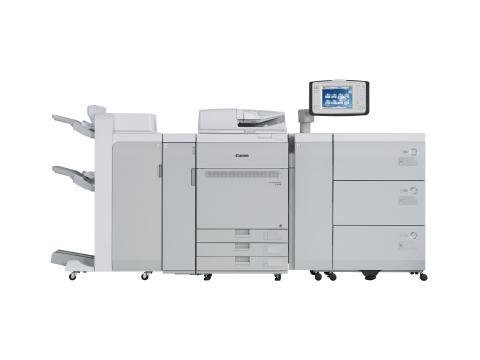 Ny Canon imagePRESS C910 produktionsserie åbner op for nye muligheder hos grafiske virksomheder og interne trykkerier